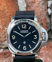 Officine Panerai Luminor Logo ´Pre-Vendome´ 5218-201/A