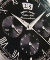 Eberhard & CO. Extra-Fort Grande Date
